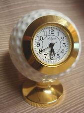 GOLF BALL NOVELTY CLOCK by Lafayette