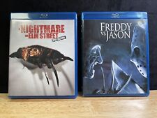 A Nightmare On Elm St. Collection and Freddy Vs. Jason - Blu-ray - No Digital