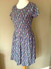 Ladies Designer Seasalt Riviera dress Size 14