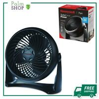 Honeywell HT-900 TurboForce Air Circulator  Fan Black Speed Small Rooms Turbo