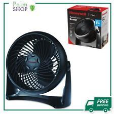 Honeywell HT-900 TurboForce Air Circulator  Fan Black Speed Small Rooms Turbo