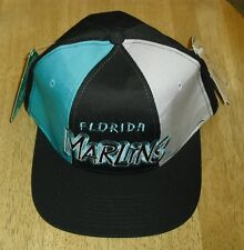 Florida Marlins hat Vintage 90's Snapback w tags STARTER dead stock NWT ds MINT!