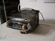 rat rod radio Good working Ford Chevy dodge truck 32 34 36 46 48 50 52 54 56 58