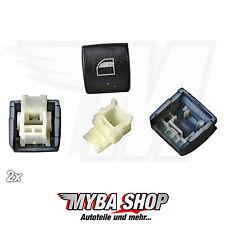 2x Fensterheber Reparatur Knopf Schalter für BMW X3 X5 E60 | Links/Rechts