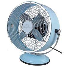Ventilateurs bleus