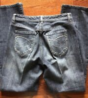 Chico's Platinum Women's Denim Blue Jeans Series I Size 0 Regular
