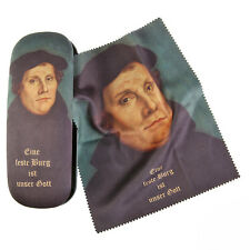Brillenetui Set   Martin Luther