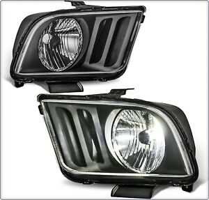 2x Phares Phare H13 Pour FORD MUSTANG USA 2005 -