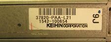 00-01-02 HONDA ACCORD 2.3L MT CALIF ECM ECU COMPUTER 37820-PAA-L21