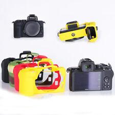 4 color Silicone Skin DSLR Camera Body Cover Case Protective Bag for Nikon Z50