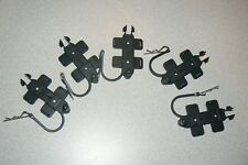MyLaps AMB X2 Transponder Mounting Clip Bracket bundle of 5