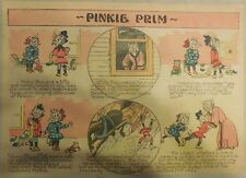Pinkie Prim (The Kitten) from 1905 Half Page Size!