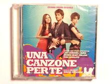 UNA CANZONE PER TE  -  COLONNA SONORA ORIGINALE  -  CD 2010  NUOVO E SIGILLATO