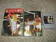 International Superstar Soccer 2000 (Nintendo 64 n64 2000) Complete GOOD