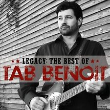 Legacy: The Best of Tab Benoit * by Tab Benoit (CD, Apr-2012, Telarc (Label))