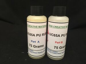 PDW UC65A Polyurethane Casting Rubber Fast Cure