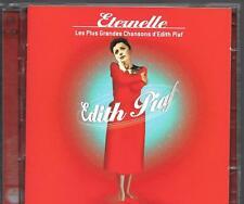 2 CD COMPIL 43 TITRES--EDITH PIAF--ETERNELLE / LES PLUS GRANDEES CHANSONS