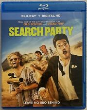 SEARCH PARTY BLU RAY FREE WORLD WIDE SHIPPING BUY IT NOW LEAVE NO BRO BEHIND FUN