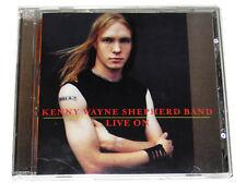CD: Kenny Wayne Shepherd Band - Live On (1999, Giant) In 2 Deep Was Last Goodbye