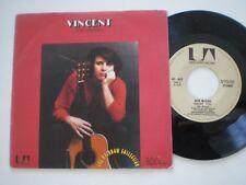 DON McLEAN Vincent SPAIN 45 1972