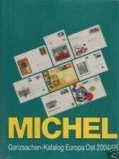 Michel Katalog Ganzsachen 2004/2005 Europa Ost  NEU!!!