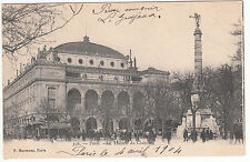 CARTE POSTALE PARIS LE THEATRE DU CHATELET