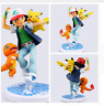 NEW POKEMON Pocket Monster Ash Pikachu ACTION FIGURE PVC Collectible Model Toy
