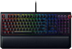 Razer BlackWidow Elite (RZ03-02622100-R3U1) - Wired Gaming Keyboard - Black