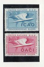 Naciones Unidas Nueva York Aviación Civil año 1955 (CS-817)