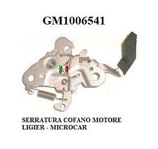 SERRATURA COFANO MOTORE MICROCAR - LIGIER GM1006541