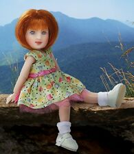 Rory Carrot Top ~ Custom Artist Faceup ~ Handpainted By Helen Kish!!!