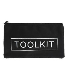 Small Waterproof 600D Oxford Cloth Tool Kit Bag Zipper Storage Instrument Pouch