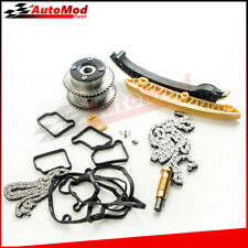 Camshaft Adjuster+Timing Chain Kit for Mercedes M271 E/C-CLASS W204 W211 W203