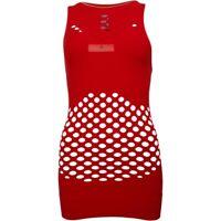 Adidas Stella Mccartney Women's Court Seamless Sports Gym Fitness Top M rrp £60