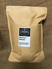 Monsoon Malabar Arabica Roasted Coffee Beans ideal for bean to cup machines (1kg