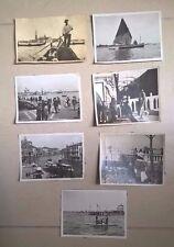 LOTTO FOTO ORIGINALI LAGUNA DI VENEZIA 1933