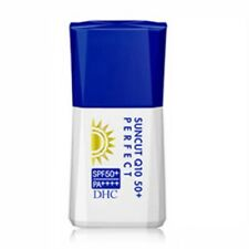 DHC Japan PERFECT SUNCUT Q10 SPF50+ PA++++ 30ml New Free Shipping