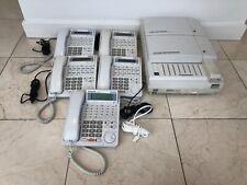 Panasonic KX-TD816E plus 5 Panasonic KX-T7431 handsets