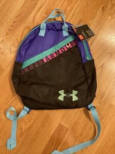 nwt under armour girls Storm backpack school bag