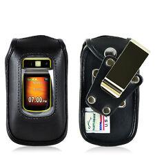 Motorola i686 Brute Turtleback Heavy Duty Leather Phone Case