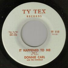 Northern Soul - Donnie Carl - It Happened To Me ** LISTEN **