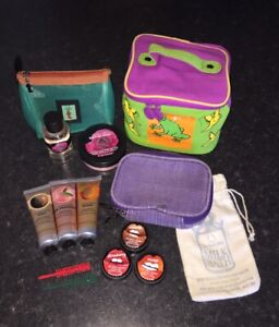 BODY SHOP • 10 BRAND NEW PRODUCTS • 4 VINTAGE BAGS