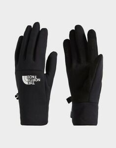 $45 Women's The North Face Recycled Etip Glove Black Small Medium Large