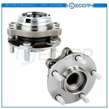 For Nissan Murano 2009 2010 2015 Quest 2011 2 X Front Wheel Bearing Hub Assembly