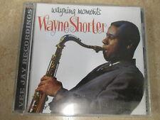 Wayning Moments by Wayne Shorter (CD, Feb-1998, VeeJay Records)