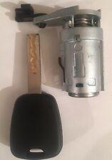 Serrure de porte + 1 clé pour Peugeot 307 (Barillet anti-corrosion)