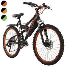 Mountainbike Fully 24 Zoll Bliss MTB 18 Gänge RH 38 cm M640K