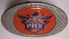 Trailer Hitch Cover NBA Basketball Phoenix Suns NEW Diamond Plate Metal