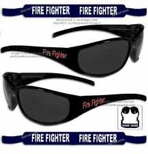 FIREFIGHTER STRAP PLUS FIRE FIGHTER SUNGLASSES (SET) - SMOKING HOT - FREE SHIP*