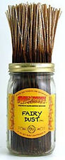 """Wildberry 11"""" Incense Sticks: FAIRY DUST - 10 20 25 40 50 or 100"""